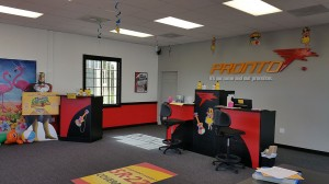 fast paced low cost retail locations across texas to service our customers needs