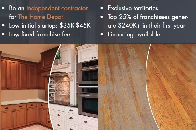 With An N Hance Business, Youu0027ll Offer Customers Something No One Else Can:  Beautifully Restored Cabinets ...