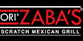 Ori'Zabas Scratch Mexican Grill