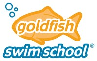 Goldfish swim school logo