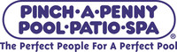 Pinch a penny pool patio and spa logo
